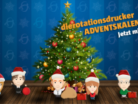 dierotationsdrucker Adventskalender 2016