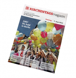 Kirchentagsmagazin-Blog