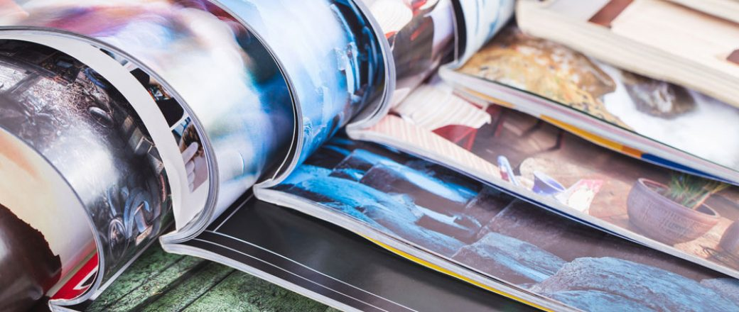 Die Vorzüge der Printprodukte