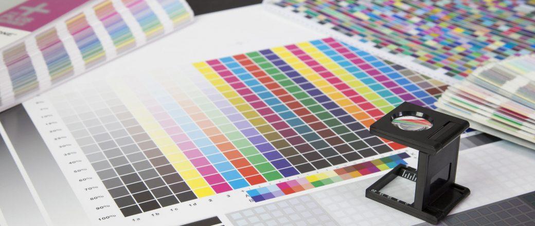 Sonderfarbe / Schmuckfarbe / Spotcolor