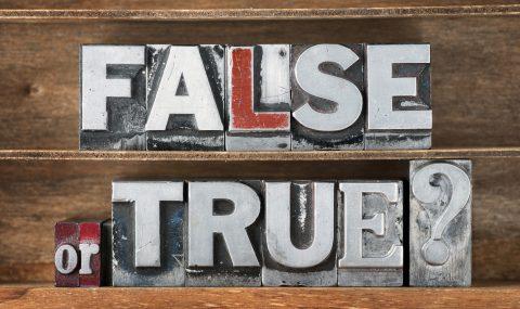 Lügen wie gedruckt