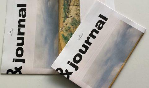 Falzen als zusätzliche Weiterverarbeitung von Zeitungen