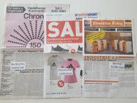 Zeitungsformate im Überblick