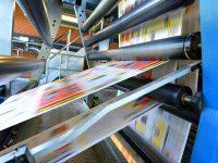 Rotationsdruck – große Auflagen in kürzester Zeit drucken