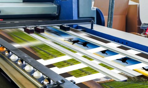 Bogenoffsetdruck – Drucken in bester Qualität